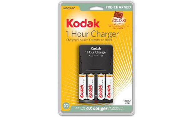 Kodak K6200 Battery Charger Front