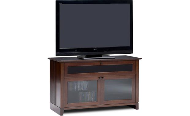 BDI Novia Series 8426 Cocoa Stained Cherry (TV and components not included)