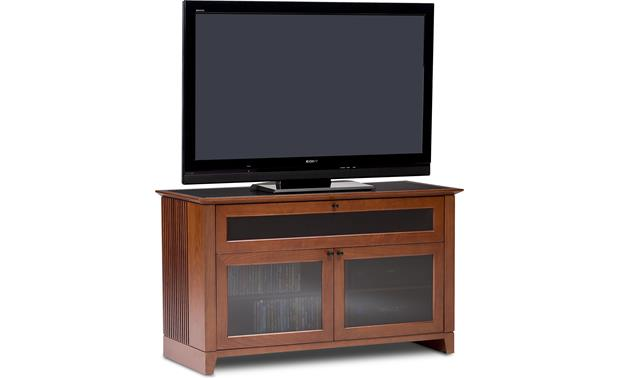 BDI Novia Series 8426 Natural Cherry (TV and components not included)