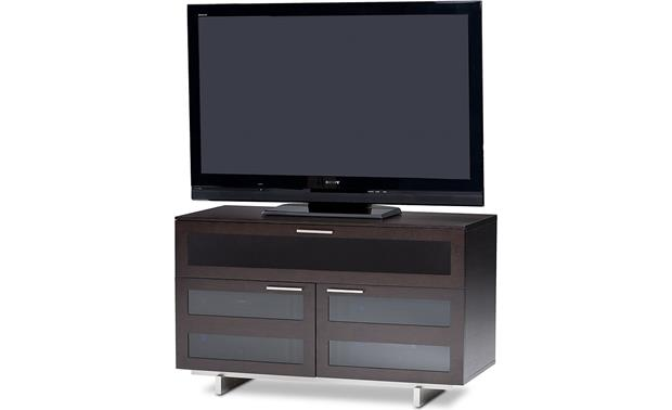 BDI Avion 8928 Series II Espresso (TV and components not included)