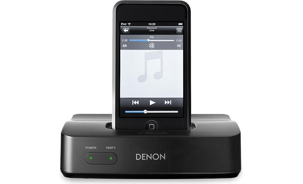 Denon ASD-51N (iPhone not included)
