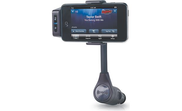 Sirius SkyDock In-Vehicle Satellite Radio with Built-In XM Tuner XVSAP1V1