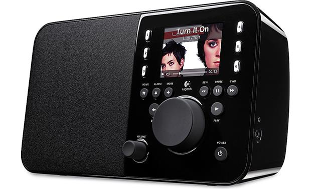 Logitech® Squeezebox™ Radio Black