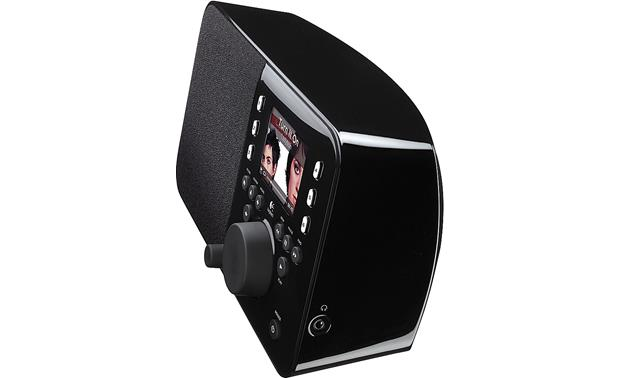 Logitech® Squeezebox™ Radio Black - right side