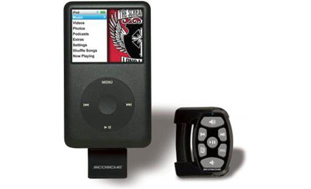 Scosche iPod® Wireless Control Kit iPod with module, remote