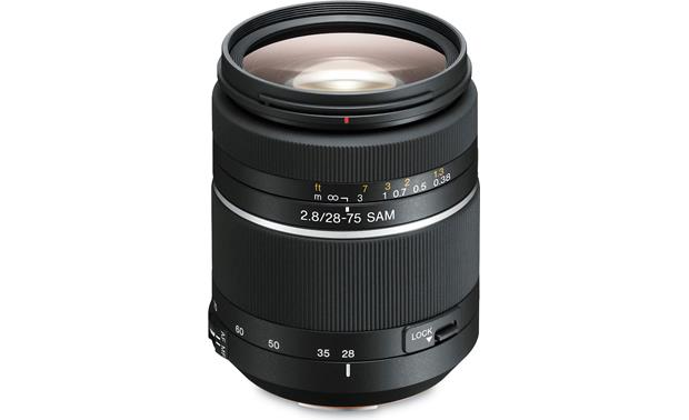 Sony SAL2875 28-75mm f/2.8 Front