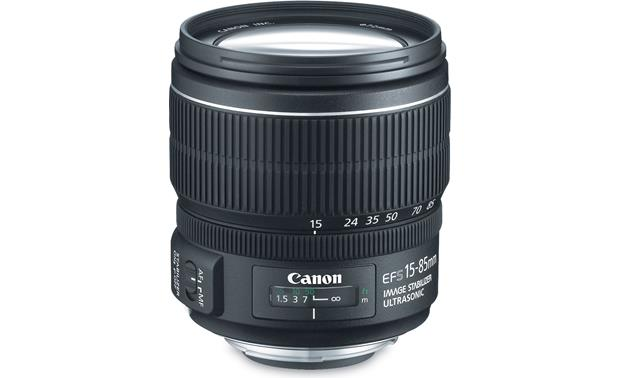 Canon EF-S 15-85mm IS USM Front