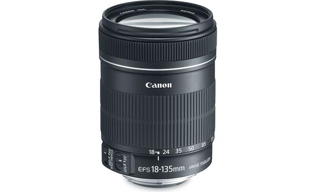 Canon EF-S 18-135mm IS Front