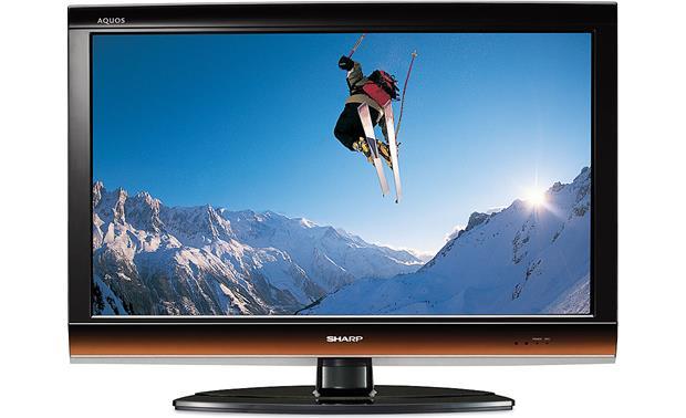 sharp lc 40e67un 40 aquos 1080p lcd hdtv reviews at crutchfield com rh crutchfield com Sharp Aquos TV Sharp AQUOS Quattron 60 LED HDTV Model Newest