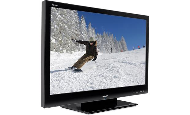sharp lc 46le700un 46 aquos 1080p lcd hdtv with led backlight and rh crutchfield com Sharp AQUOS HDTV Manual Sharp AQUOS Operation Manual
