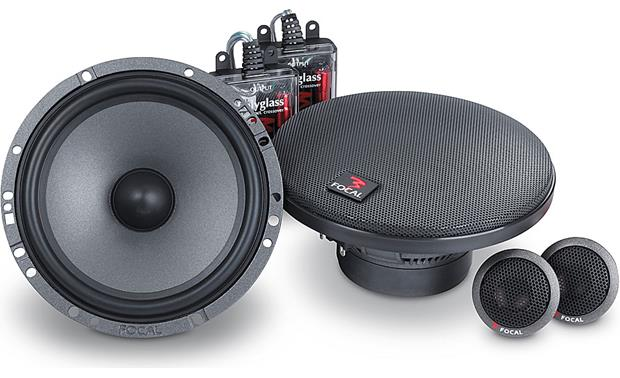 Focal Polyglass 165 VB Front