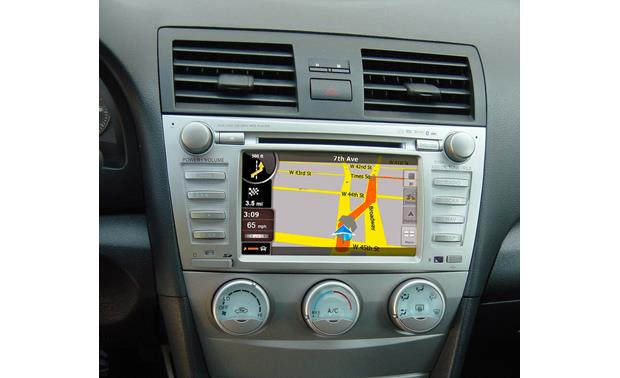 Rosen Ty0710 Navigation Receiver Installed