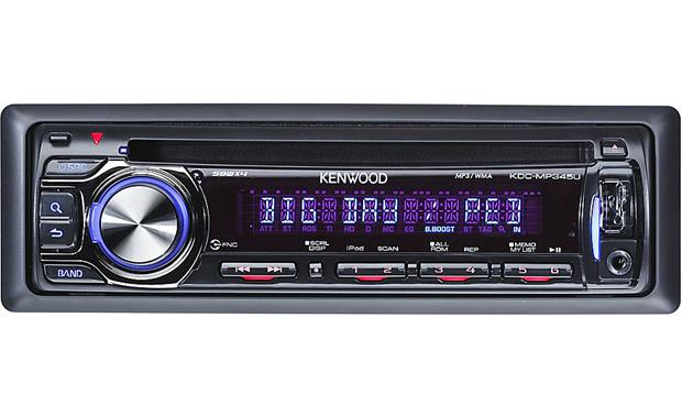 Kenwood KDC-MP345U Front