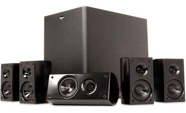 Klipsch HD Theater 300 Front