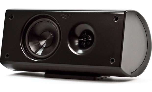 Klipsch HD Theater 300 Grille off, center