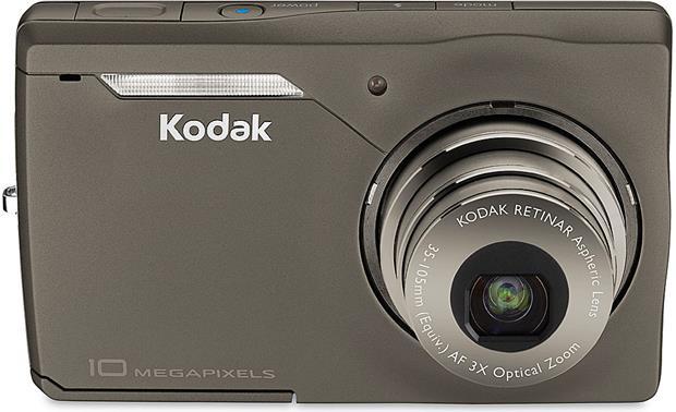 kodak easyshare m1033 10 1 megapixel digital camera with 3x optical rh crutchfield com Kodak EasyShare C195 Instruction Manual Kodak EasyShare DX6490 User Manual