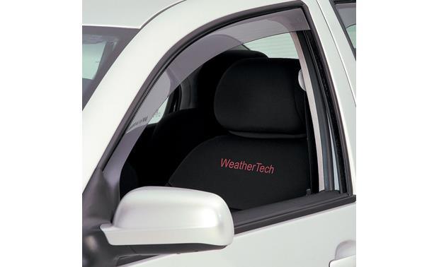 Weathertech Side Window Deflectors >> Weathertech Side Window Deflectors