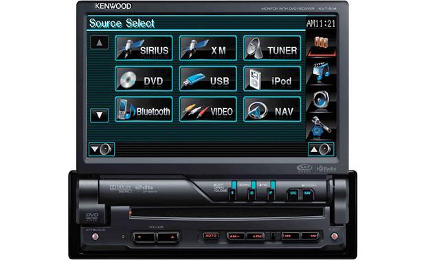 [SCHEMATICS_4FD]  Kenwood KVT-514 DVD receiver at Crutchfield | Kvt 514 Kenwood Wiring Harness |  | Crutchfield