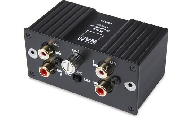 NAD PP375 Front