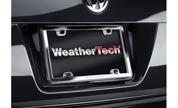 WeatherTech ClearCover® Chrome