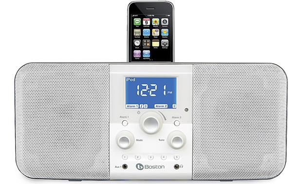 Boston Acoustics Duo-i Plus White (iPod touch not included)