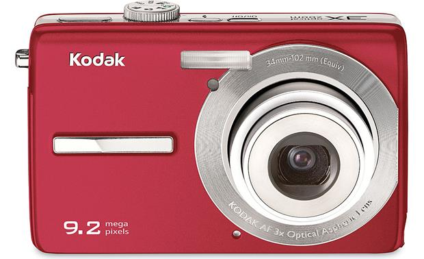kodak easyshare m320 9 2 megapixel digital camera with 3x optical rh crutchfield com Kodak EasyShare C533 Camera Instruction Manual Kodak Camera ManualsOnline