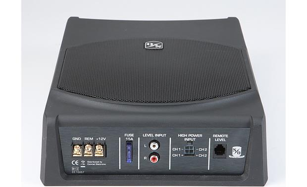 Sound Ordnance™ B-8PT 120-watt compact powered subwoofer at
