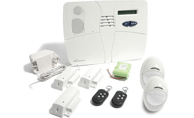 SecureLinc Wireless Home Security System Front