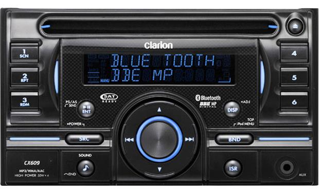 Clarion CX609 Front