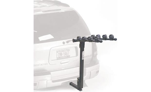 Thule 957 Parkway™ 4-Bike Carrier Front