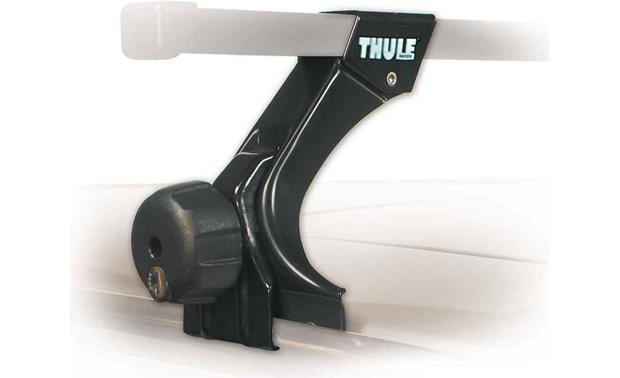 Thule 387 High Foot Gutter Mount Foot Pack Front