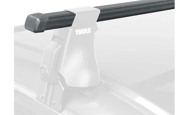 Thule LB58 Square Load Bars End caps not included