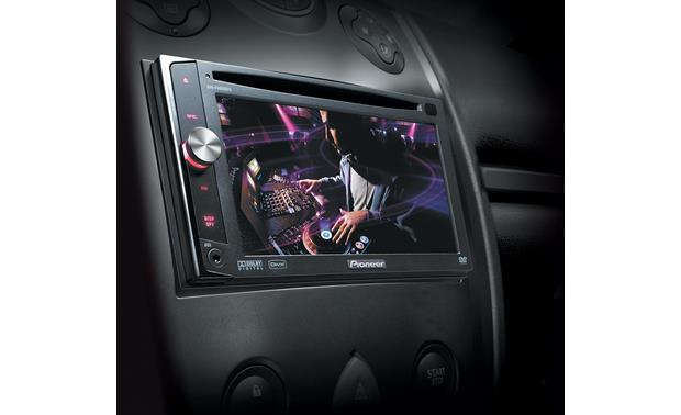 Pioneer AVH-P4000DVD Other