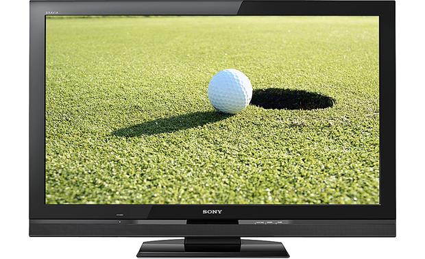 Sony Kdl 40s5100 40 Bravia S Series 1080p Lcd Hdtv At Crutchfield
