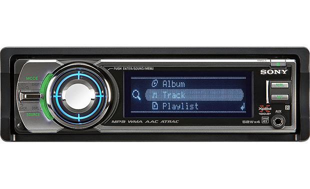 Sony CDX-GT920U on