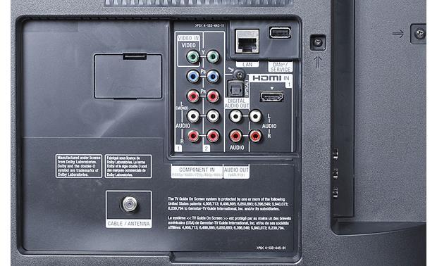 Sony KDL-52XBR9