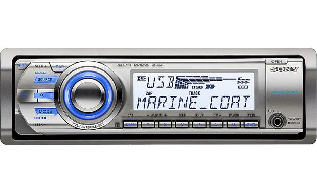 x158M60Ui f sony cdx m60ui marine receiver at crutchfield com sony cdx m60ui wiring diagram at bayanpartner.co