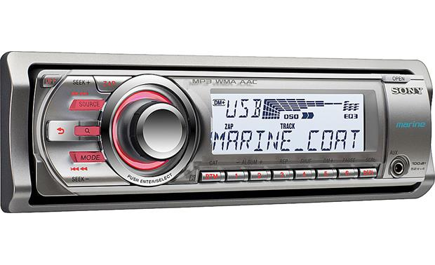 sony cdx m60ui marine receiver at crutchfield com rh crutchfield com Sony Xplod Amp Wiring Diagram Sony Head Unit Wiring Diagram