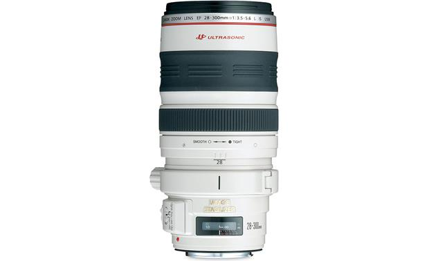 Canon EF 28-300mm Lens Front