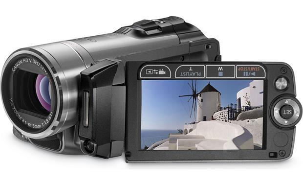 canon vixia hf200 high definition sdhc memory card camcorder at rh crutchfield com canon vixia hf200 manual focus Canon VIXIA HF G10