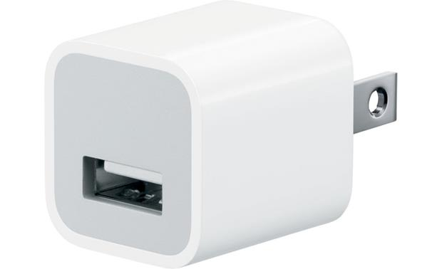 Apple iPod® USB Power Adapter Front