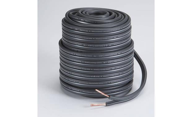 16 Gauge Wire | Audioquest G2 Speaker Cable 50 Feet Gray 16 Gauge Wire At