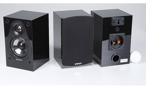 Energy Take Classic 5 1 Home Theater Speaker System At