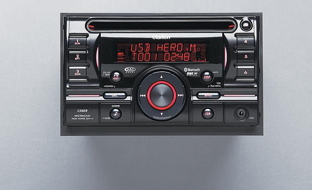 clarion cx609 other