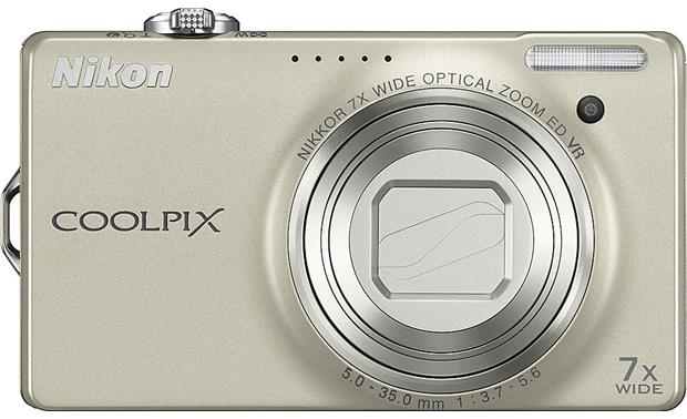 Nikon Coolpix S6000 Other