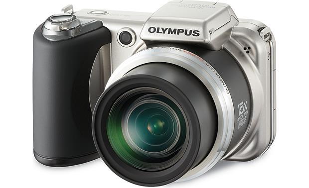 olympus sp 600uz 12 megapixel digital camera with 15x zoom at rh crutchfield com Olympus SP 600Uz Problems Olympus SP 500Uz