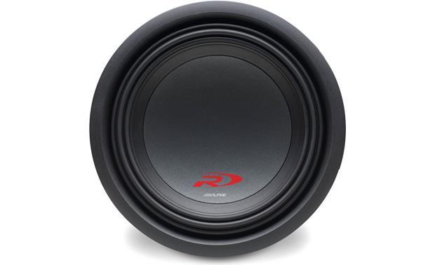 """alpine swr 1043d type r 10 subwoofer with dual 4 ohm voice coils at rh crutchfield com Alpine SWR- 12D2 12"""" Alpine SWR- 10D4 Review"""