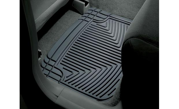 WeatherTech All-Weather Floor Mats Representative photo - appearance may vary