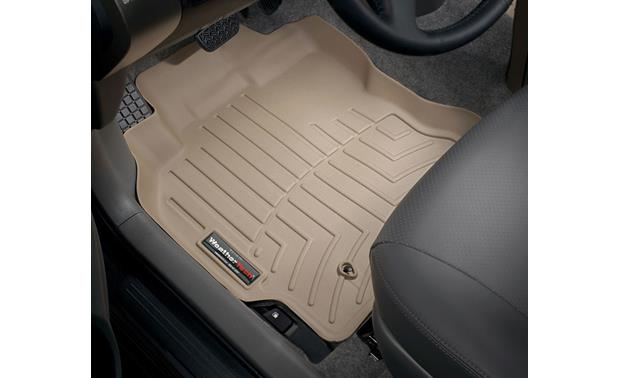 WeatherTech DigitalFit® FloorLiners™ Custom-designed to fit your vehicle