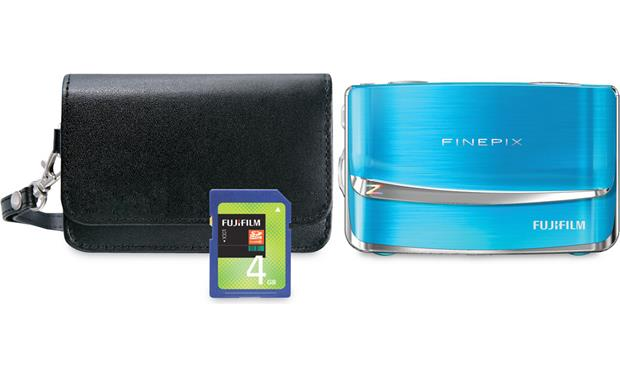 Fujifilm FinePix Z70 Bundle Blue